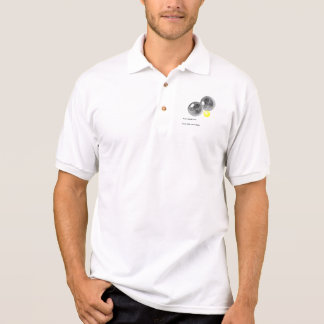 Rasen rollt, kurzes Mattenschüssel-Polo-Shirt mit Polo Shirt