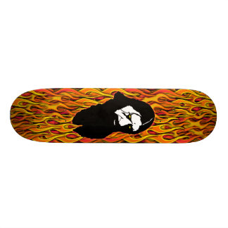 Rasputin-Flammen Individuelle Skatedecks