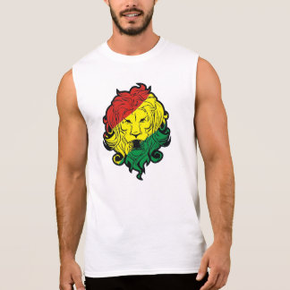 rasta Löwe Ärmelloses Shirt