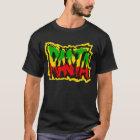 Rasta Reggae-Graffiti T-Shirt