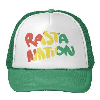 Caps mit Rasta-Designs von Zazzle