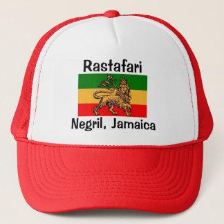 Rastafari Negril, Jamaika Truckerkappe