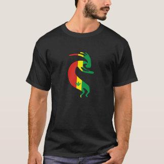 Rastafarian Jamaika T-Shirt