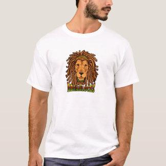 Rastafarian Löwe von Judah T-Shirt