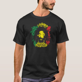 Rastafarian Revolution T-Shirt