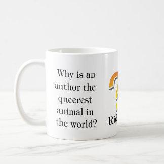 Rätsel-Tassen… Autor Kaffeetasse