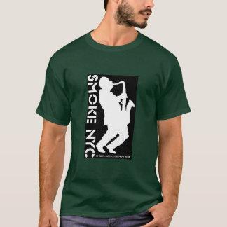 Rauchlogo-Waldhoodie T-Shirt