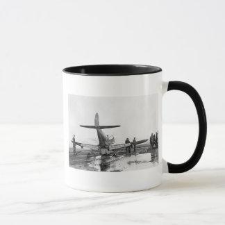 Raue Landing, 1943 Tasse