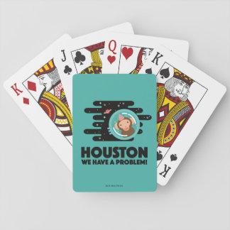 Raum-Affe Spielkarten