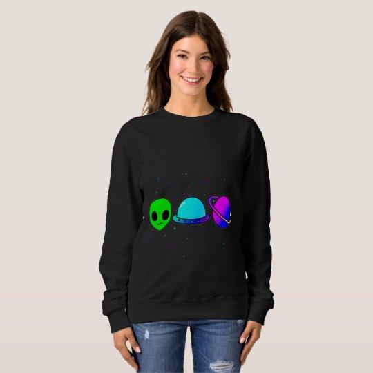 Raum-Fall-Sweatshirt Sweatshirt