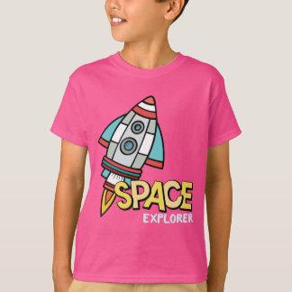 Raum-Forscher T-Shirt