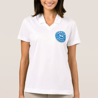 Raum-Hipster-Polo der Trocken-Sitz der Frauen Polo Shirt