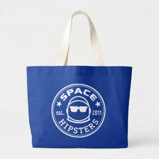 Raum Hipsters® riesige Taschen-Tasche Jumbo Stoffbeutel