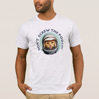 Raum-Katzen-Rat T-Shirt