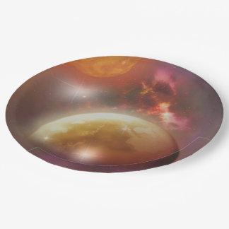 Raum-Traum Pappteller 22,9 Cm