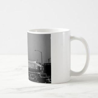 Raumfähre-Bemühung am Forum Kaffeetasse