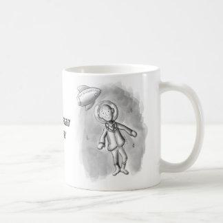Raumfahrer Jezza Kaffeetasse