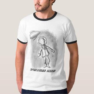 Raumfahrer Jezza T-Shirt
