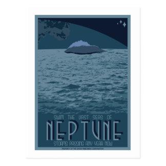Raumfahrt-Postkarte Postkarte