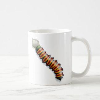 Raupen Kaffeetasse