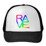 Rave Baseballkappe