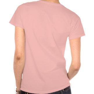 Rayez mon diagramme arrière t-shirt