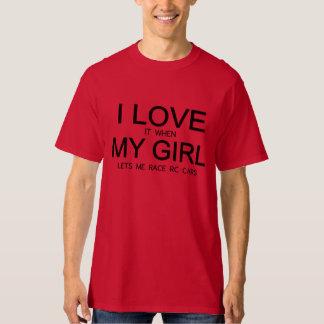 RC lässt mich RC Autos laufen T-Shirt