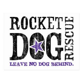 RDR Logo-Postkarte Postkarte
