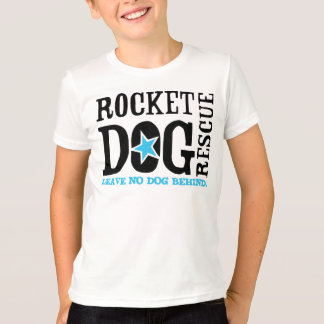 RDR Logo (Schwarzes/Blau) T-Shirt