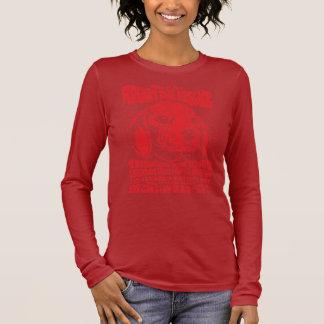 RDR Nutzen (Vintages Rot) Langarm T-Shirt