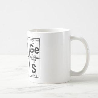 Re--Al-GE-Ni-U-s (wirkliches Genie) - voll Tasse