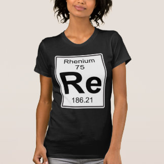 Re - Rhenium T-Shirt