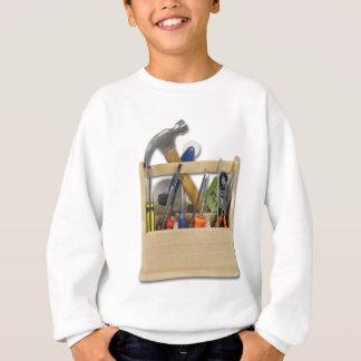 ReadyToolsToolbox050111 Sweatshirt