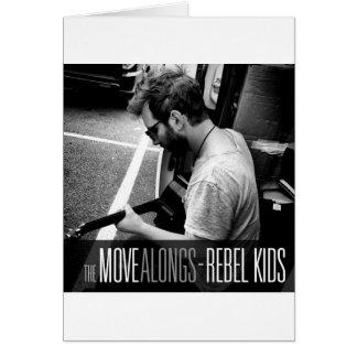 Rebellenkind-c$d Bewegung Alongs Karte