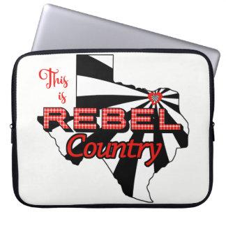 Rebellenland 15 Zoll-Neopren-Laptop-Tasche Laptopschutzhülle