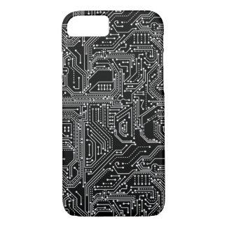 Rechnerschaltung-Brett iPhone 7 Fall iPhone 8/7 Hülle