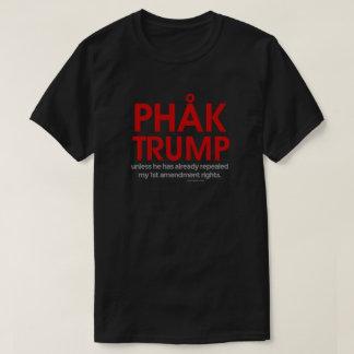Rechte der 1. Änderung Phak Trumpfs T-Shirt