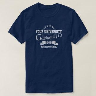 Rechtsanwalt-juristische T-Shirt