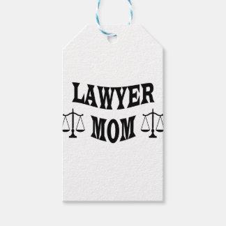 Rechtsanwaltmamma Geschenkanhänger