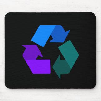 recyceln Sie Mauspads