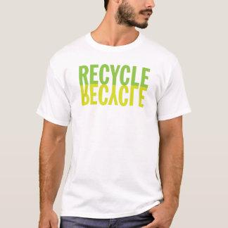 Recyceln Sie recyceln T-Shirt