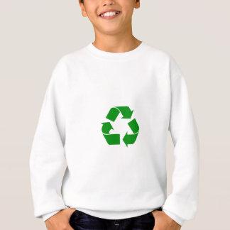 Recyceln Sie Sweatshirt