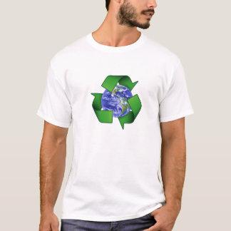 Recyceln Sie T T-Shirt