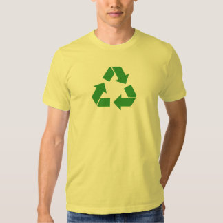 recyclable tee-shirts