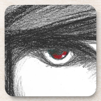 Red Eye Drink Untersetzer