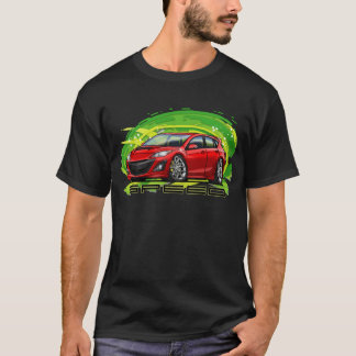 Red_Speed3 T-Shirt