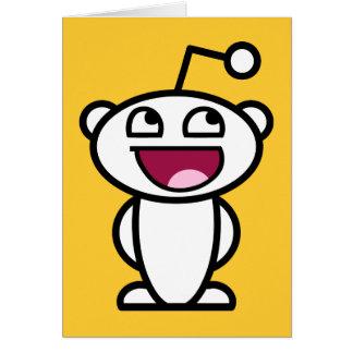 Reddit fantastisches Gesicht Karte