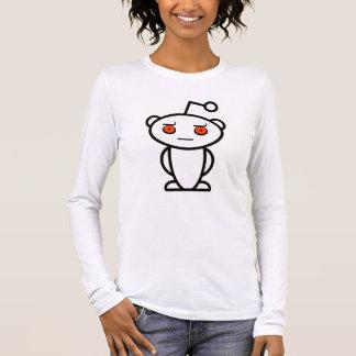 Reddit Missbilligung Langarm T-Shirt
