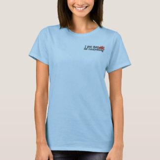 RedHot die Damen-T - Shirt des Franks