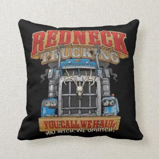 Redneck-LKW-Transport Kissen
